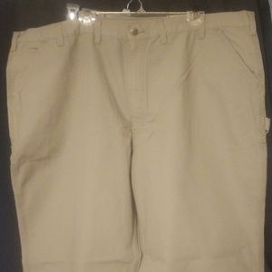 New 50x30 Carhartt Duck Work Pants